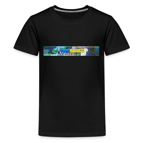 Parswagg Youth T-Shirt (No Back Picture) - Kids' Premium T-Shirt