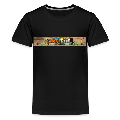 Alex Youth T-Shirt (No Back Picture) - Kids' Premium T-Shirt
