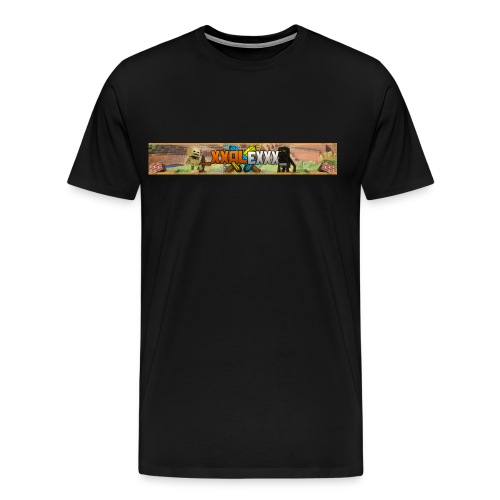 Alex Mens T-Shirt (No Back Picture) - Men's Premium T-Shirt