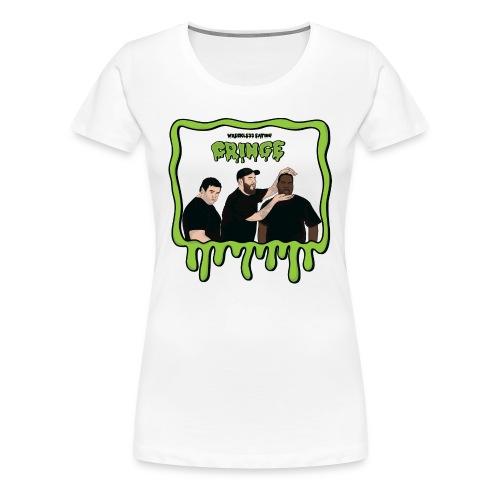 Wreckless Eating Cringe Shirt (Women's) - Women's Premium T-Shirt