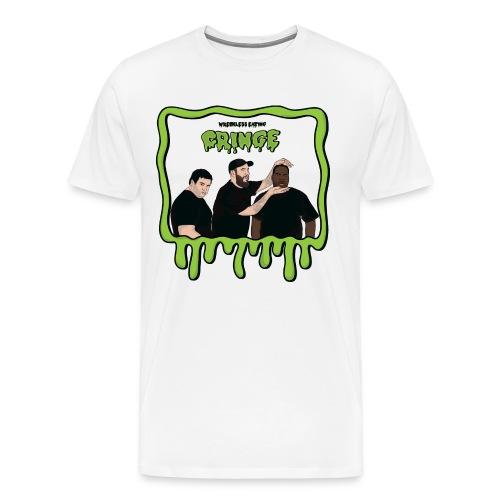 Wreckless Eating Cringe Shirt  - Men's Premium T-Shirt