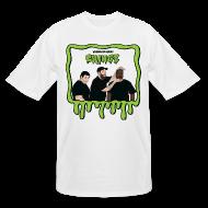 T-Shirts ~ Men's Tall T-Shirt ~ Wreckless Eating Cringe Shirt