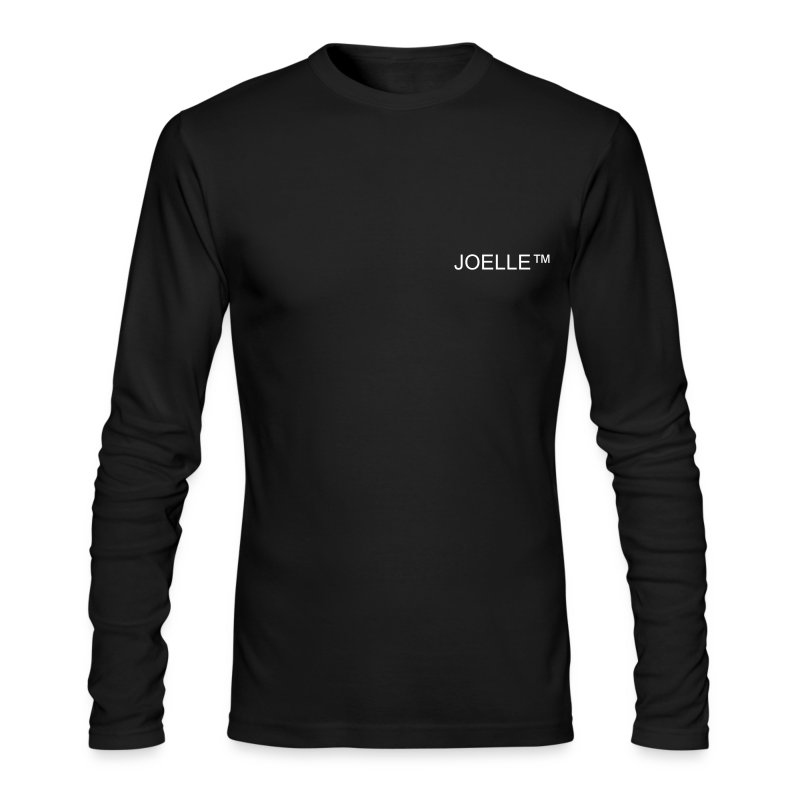 Pajama Top (Black) - Men's Long Sleeve T-Shirt by Next Level