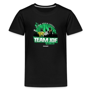 Kids Team JDF NY - Kids' Premium T-Shirt