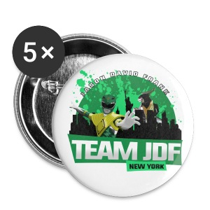 Team JDF NY Pin 5 PACK! - Small Buttons