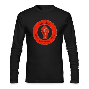 In Liberation We Trust Men's Long Sleeve - Men's Long Sleeve T-Shirt by Next Level