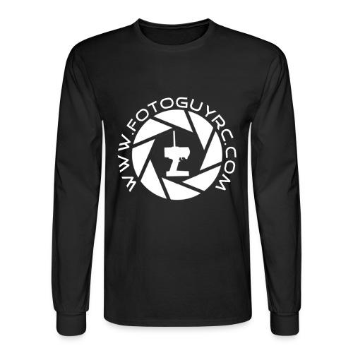 Men's Long Sleeve Shirt - Men's Long Sleeve T-Shirt