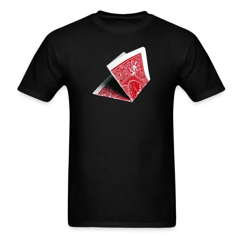 Folded Card Prediction (Men) - Men's T-Shirt
