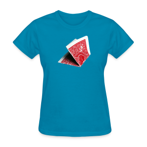 Folded Card Prediction (Women) - Women's T-Shirt