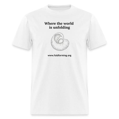 Men's Unfolding T-shirt (More colors available) - Men's T-Shirt