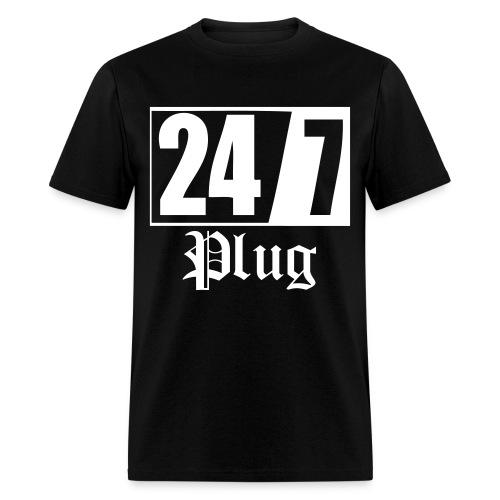 247PLUG OTRG - Men's T-Shirt