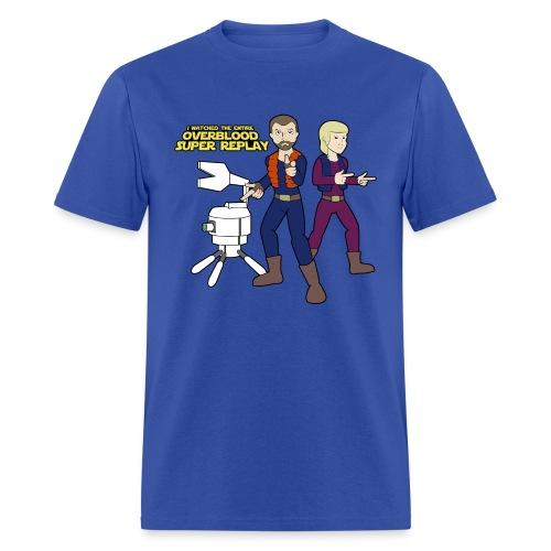 Overblood Wars - Men's T-Shirt