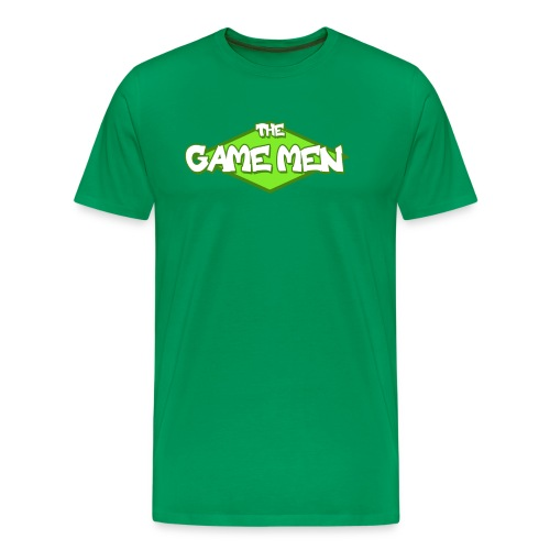 The Game Men Premium T-shirt - Men's Premium T-Shirt