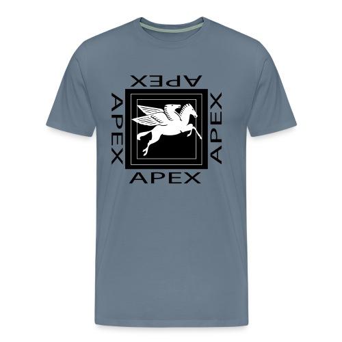 TWIN PEGASUS  - Men's Premium T-Shirt