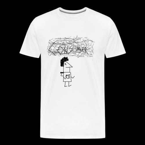 Consumer Gerald - Men's Premium T-Shirt