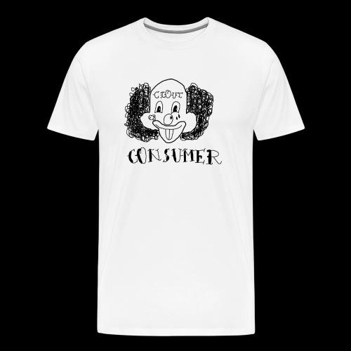 Consumer Clown - Men's Premium T-Shirt