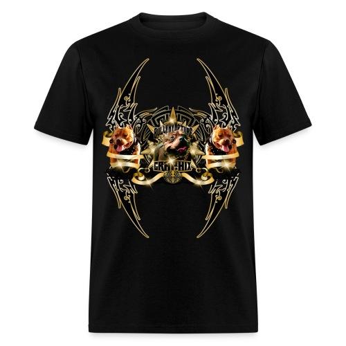 BULLYBYNATURE MAN'S T-SHIRT - Men's T-Shirt
