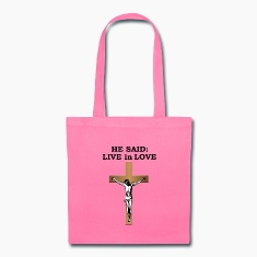 Crucifix Bags & backpacks