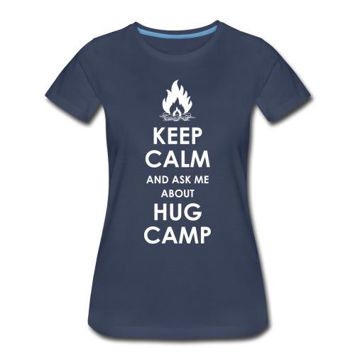 Keep Calm and Ask Me Women's Shirt - Women's Premium T-Shirt