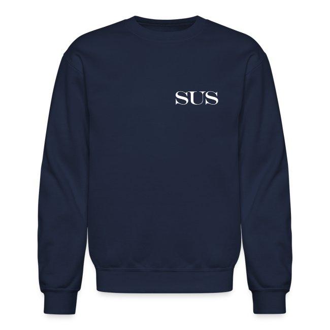 ade047a616 SUS - LOGO CREWNECK | Crewneck Sweatshirt