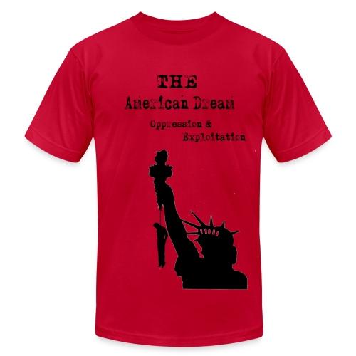 the american dream - Men's Fine Jersey T-Shirt