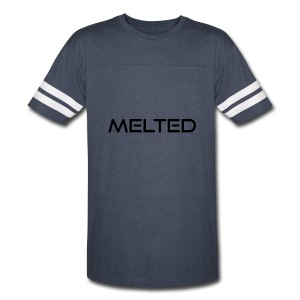 MELTED - Strips - Vintage Sport T-Shirt