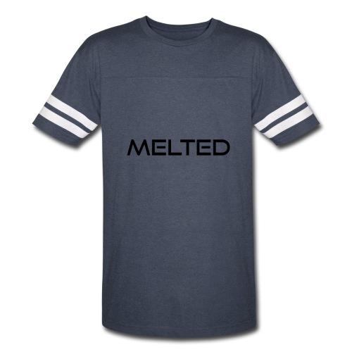 MELTED - Strips - Vintage Sport T-Shirt