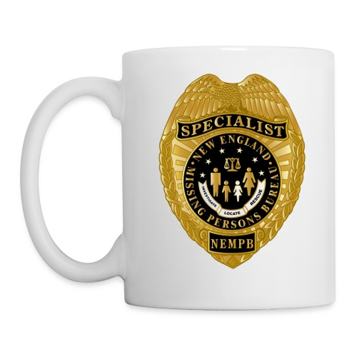 NEMPB Badge Mug - Coffee/Tea Mug