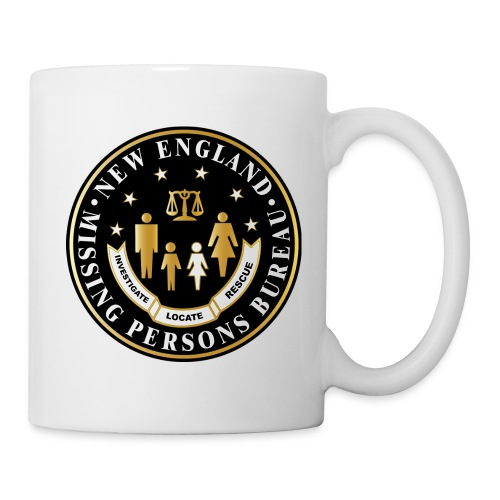 NEMPB Badge/Seal Mug - Coffee/Tea Mug