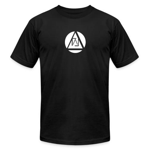 Lucid Apparel Signature Tee - Black Slim Fit - Men's  Jersey T-Shirt