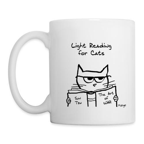 Your Cat is Plotting War - Coffee/Tea Mug