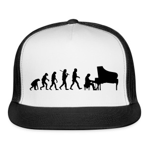 Evolution Piano Sportswear - Trucker Cap