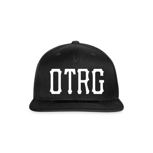 OTRG 247 - Snap-back Baseball Cap