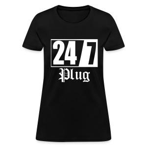 247plug OTRG - Women's T-Shirt