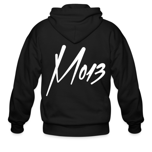 M013 Zip Up - Men's Zip Hoodie
