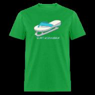T-Shirts ~ Men's T-Shirt ~ Flip Flop Ice Skate