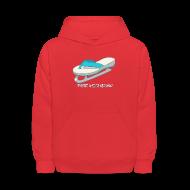 Sweatshirts ~ Kids' Hoodie ~ Flip Flop Ice Skate