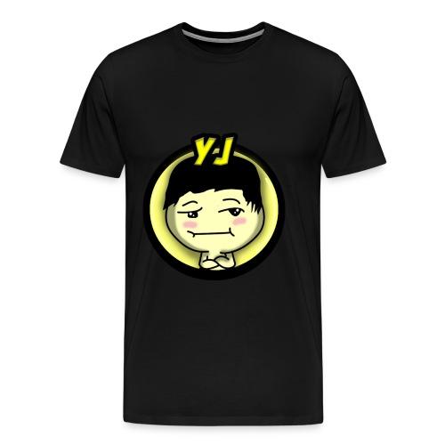 YUNG JIBANG TSHIRT - Men's Premium T-Shirt