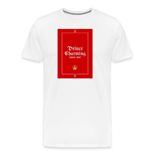 Prince Charming (Since 1697) - Men's Premium T-Shirt
