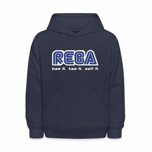 Reba Kid's Hoodie - Kids' Hoodie