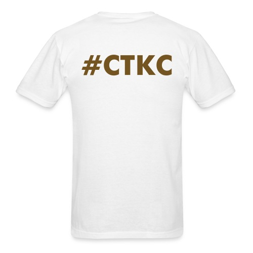 Gold Medal CTKC Tee - Men's T-Shirt