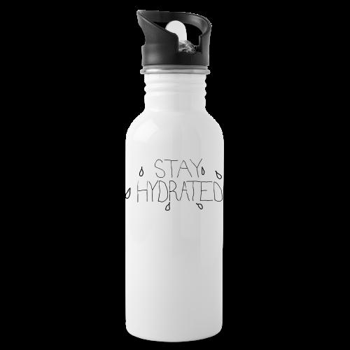 Stay Hydrated Water Bottle  - Water Bottle