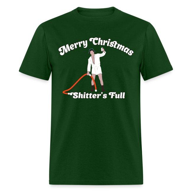 19bca6ee Chattanooga Tshirt   Cousin Eddie Christmas Shitters Full! - Mens T ...
