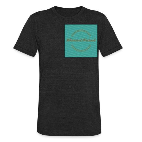 Whimsical Weekends Unisex T-Shirt - Unisex Tri-Blend T-Shirt