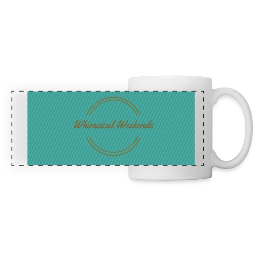 Whimsical Weekends Mug - Panoramic Mug