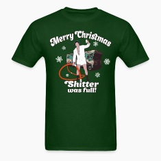 Cousin Eddie Shitter Was Full T-Shirts