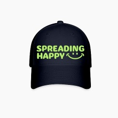 Spreading Happy Cap