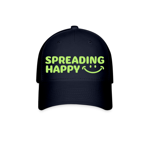Spreading Happy Cap - Baseball Cap