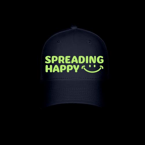 Spreading Happy Cap - Baseball Cap