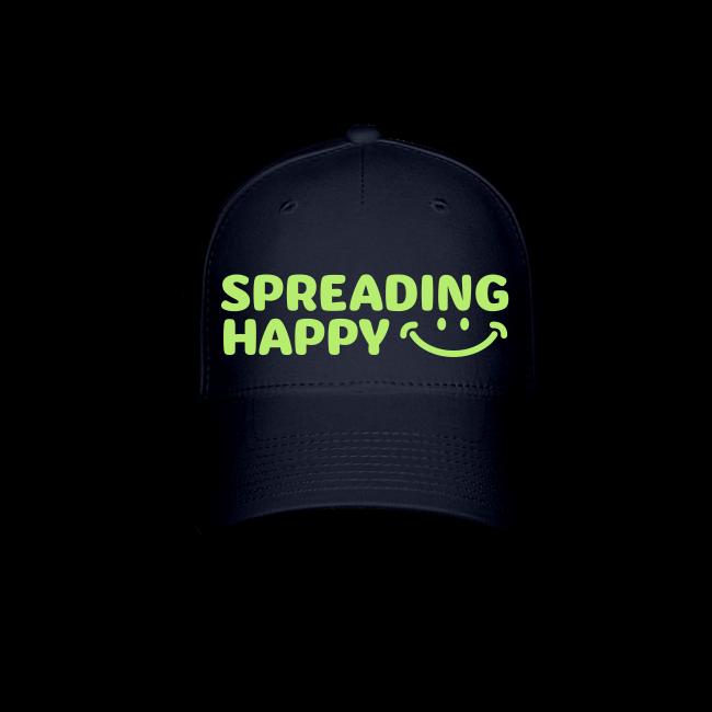 Spreading Happy Cap